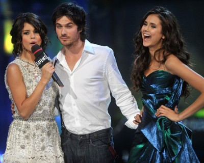 Nina Dobrev and Ian Somerhalder split up