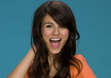 "Victoria Justice's OMG Crush Moment: ""I HAD To Laugh It Off!"""