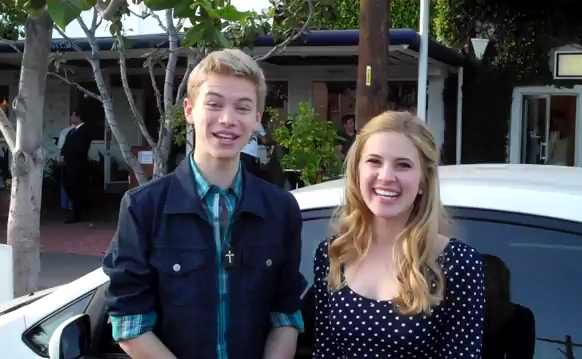 Want to Chat with Kenton Duty and Caroline Sunshine? Find Out How!