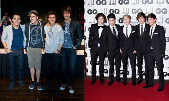 Big Time Rush Dishes on One Direction!