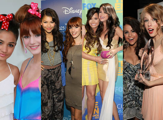 POLL: Which Celeb BFFs Are Your Fave?