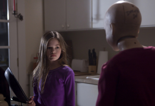 Trailer: Mackenzie Foy on <i>The Haunting Hour</i>
