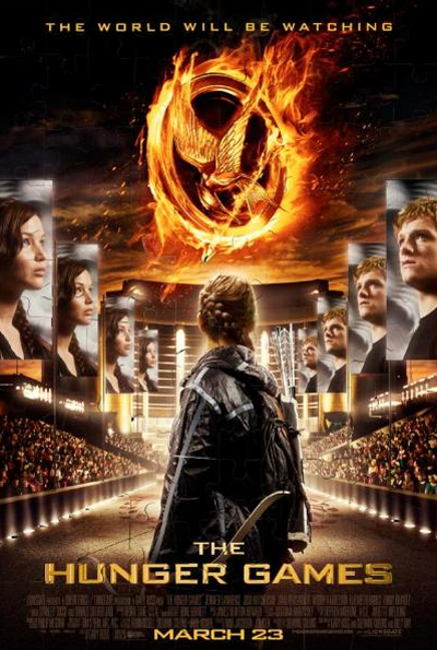 Brand New <em>Hunger Games</em> Trailer Alert!