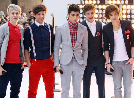 QUIZ: Who Is Your 1D Soul Mate?