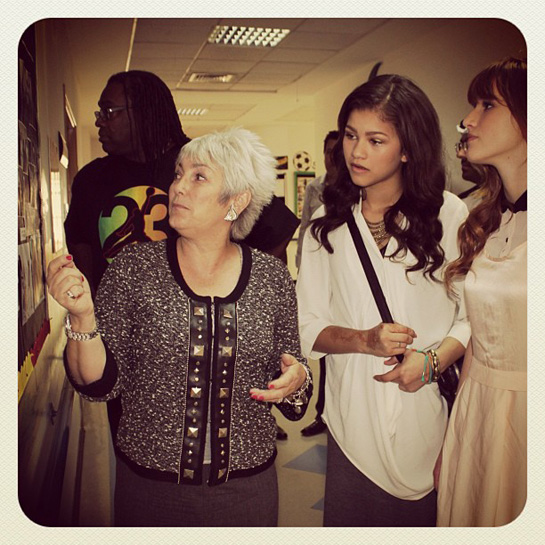 Bella & Zendaya's Dubai Photo Diary!