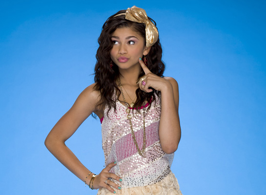 POLL: Who Should Be Zendaya's First Kiss?