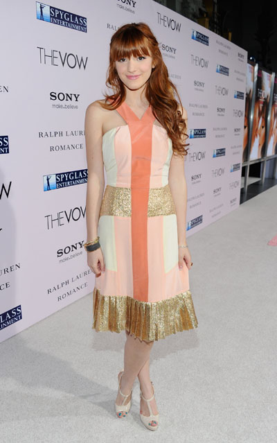 "Premiere Of Sony Pictures' ""The Vow"" - Red Carpet"