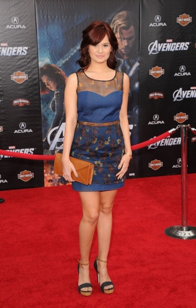 Who Wore It Best: <em> Avengers </em> Premiere