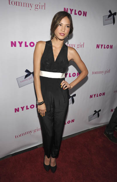 NYLON Magazine And Tommy Girl Celebrate The Annual May Young Hollywood Issue - Party