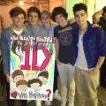 1d with painting