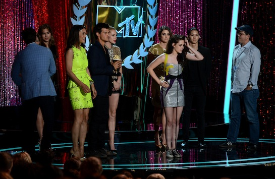 Congratulations to the MTV Movie Awards Winners!