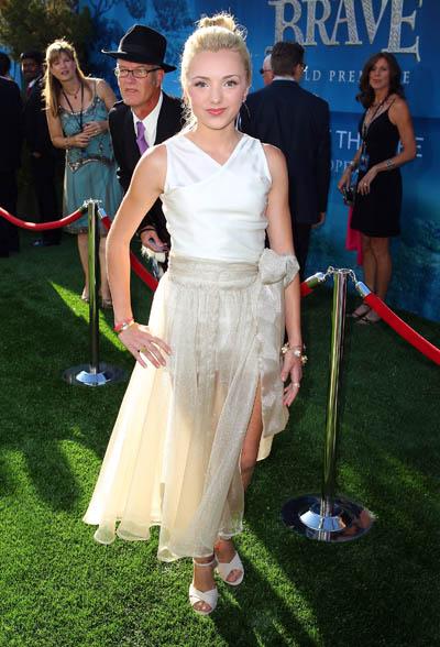 "Film Independent's 2012 Los Angeles Film Festival Premiere Of Disney Pixar's ""Brave"" - Red Carpet"