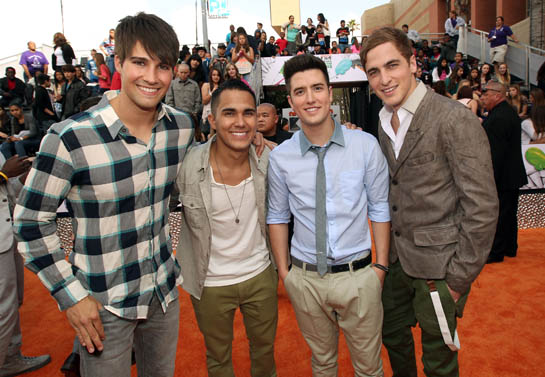 Nickelodeon's 25th Annual Kids' Choice Awards - Red Carpet