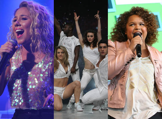 QUIZ: Which Talent Show Should You Audition for?