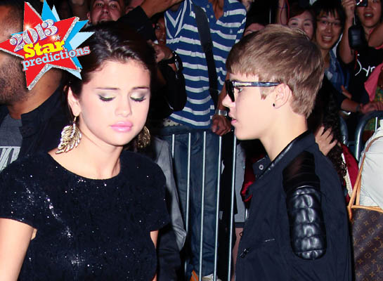 POLL: Are Justin and Selena Heading for a Split in 2013?