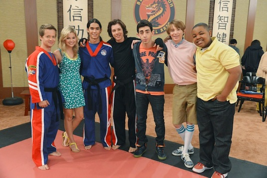 EXCLUSIVE: Booboo Stewart Guest Stars on <em>Kickin&#8217; It</em>!