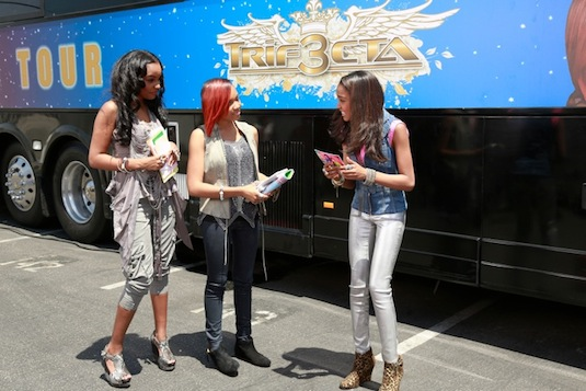EXCLUSIVE: The McClain Sisters Perform on All New <em>A.N.T. Farm</em>!