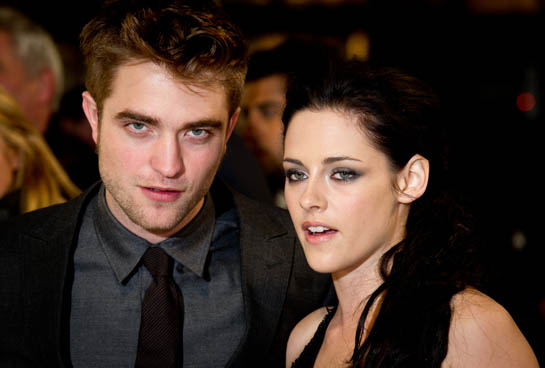 Rob and Kristen: Still Working on the Relationship