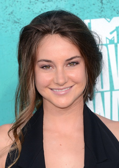 Happy Birthday, Shailene Woodley!