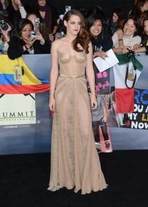 "Premiere Of  Summit Entertainment's ""The Twilight Saga: Breaking Dawn - Part 2"" - Arrivals"