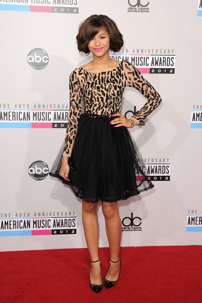 Who Wore It Best: 2012 American Music Awards