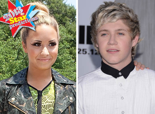 POLL: Will Niall and Demi Finally Date in 2013?
