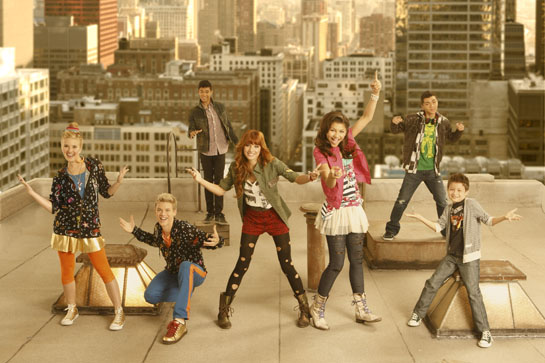 EXCLUSIVE: Clip from All-New <em>Shake It Up</em> and Q&#038;A with Adam Irigoyen!