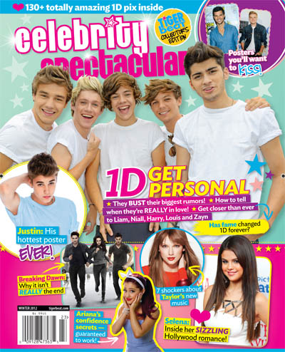 Get Your Copy of <em>Tiger Beat&#8217;</em>s Celebrity Spectacular Issue!
