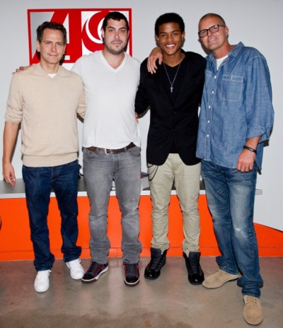 <em>Let It Shine&#8217;s</em> Trevor Jackson Signs with Atlantic Records!