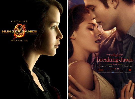 POLL: Can <em>The Hunger Games</em> Ever Replace <em>Twilight</em>?