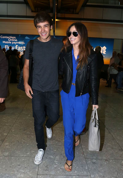 1D Scoop: Are Liam and Danielle Back Together?