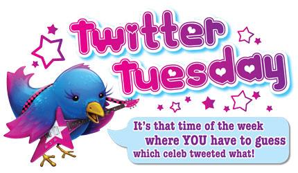 Twitter Tuesday: Match the Stars to their Tweets!