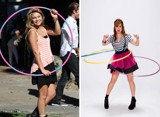 POLL: Who Would Win a Hula Hoop Contest?