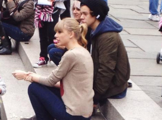 Harry and Taylor: Zoo Date!