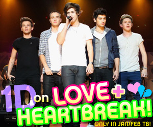 1D on Love and Heartbreak!