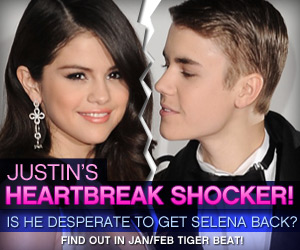 Justin's Heartbreak Shocker!
