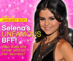 Selena's Unfamous BFF!