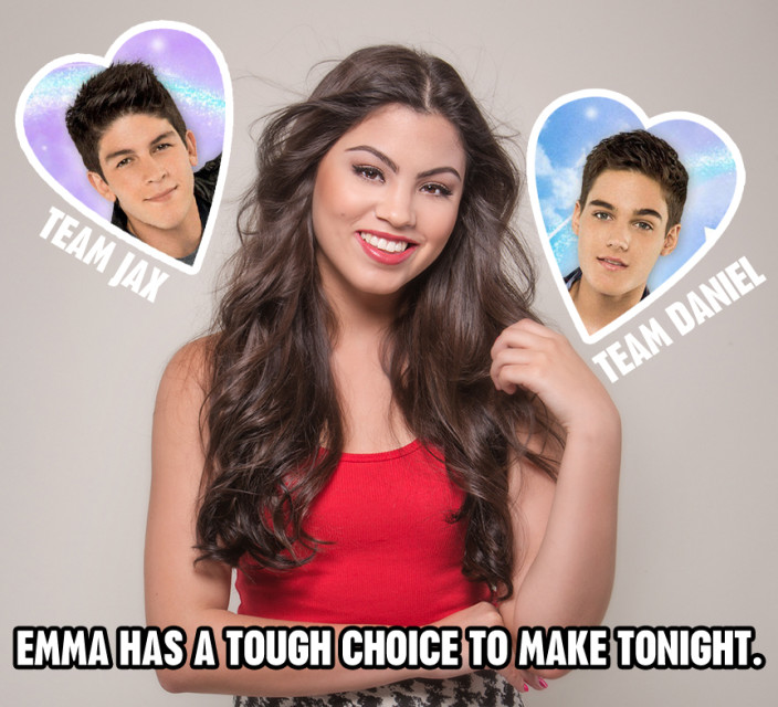Who is jax from every witch way dating in real life