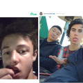 POLL: Cameron Dallas' Vine, or His Instagram?