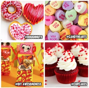What does your choice of Valentine's treat say about you and your crush?