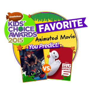 KCAs Animated Movie 2015