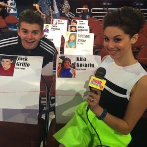 Jack Griffo and Kira Kosarin, Kids' Choice Awards