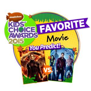 Favorite Movie KCAs 2015