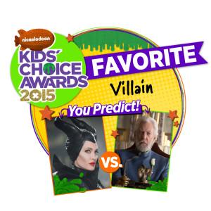 Villian KCAs 2015