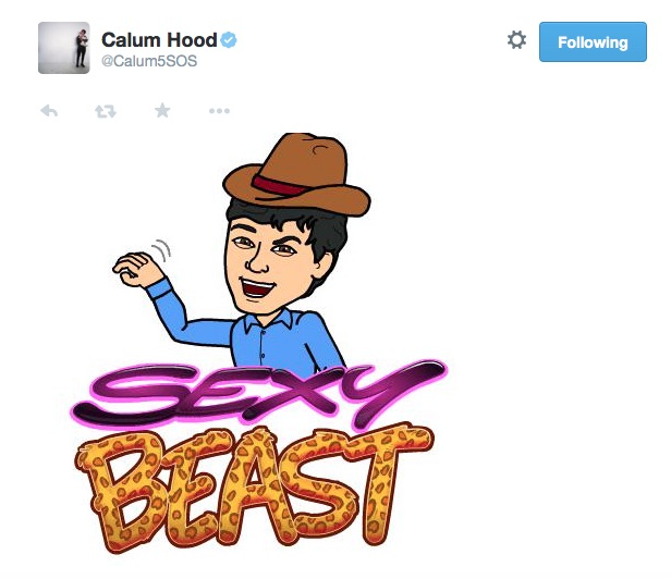 Here Are Those 5SOS Bitmojis You Always Wanted  5c795f08a76