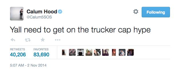 Calum Hood twitter
