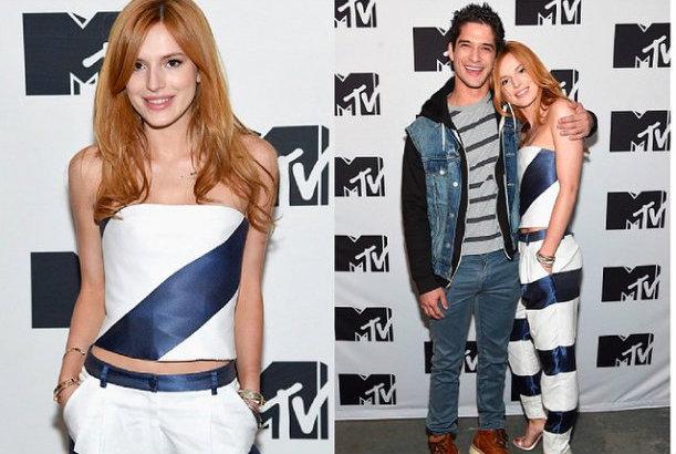 Bella Thorne Red Carpet Fashion Round-up