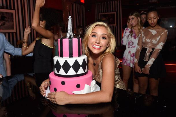 Millie Thrasher of Sweet Suspense Celebrates Her Sweet 16!
