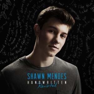 Shawn Mendes_HandwrittenRevisited_COVER