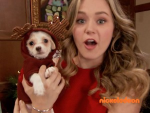 Brec Bassinger and all your favorite Nick stars in Nick's Ho-Ho-Holiday special, airing 12/5!